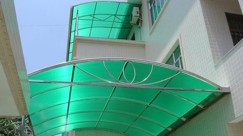 canopy polycarbonate