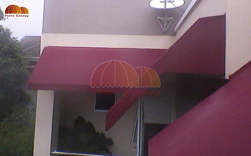 canopy kain Jakarta Bandung